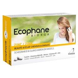 ECOPHANE BIORGA Beauté cheveux & ongles 60 comprimés