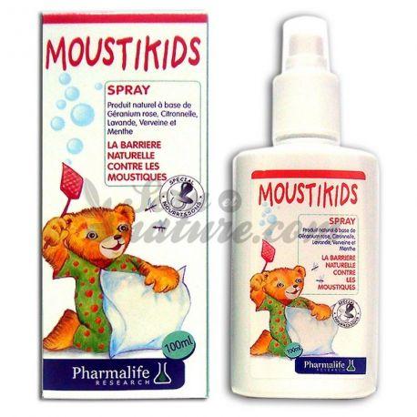 MOUSTIKIDS SPRAY Anti-moustique 100ML