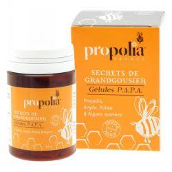 Propolia 80 gélules Propolis Argile Pollen & Algues Marines