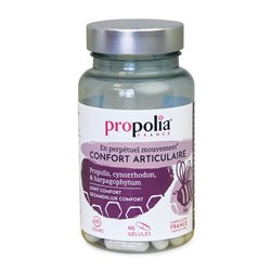 Propolia ARTICULATIONS Harpagophytum chondroïtine 90 gélules