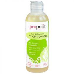 Propolia Lotion tonique BIO Eaux florales Bio Miel Bio et thé vert 200 mL