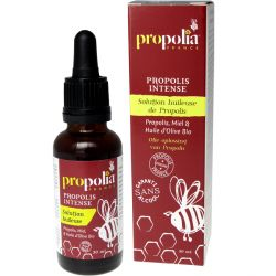 Propolia Solution huileuse de Propolis Huile d'olives Bio 30 mL