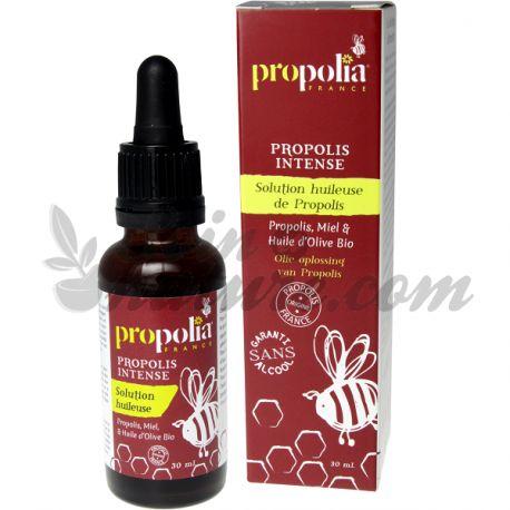 Propolia Solution huileuse de Propolis Huile d'olives Bio 30 mL