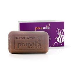 Propolia SAVON ACTIF Propolis Miel & Karité Pain 100 g