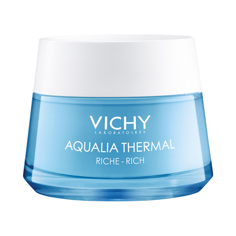 buy vichy aqualia thermal rich cream 50ml in pharmacy. Black Bedroom Furniture Sets. Home Design Ideas