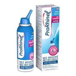 PRORHINEL SPRAY ADULTE JET TONIQUE 100ml