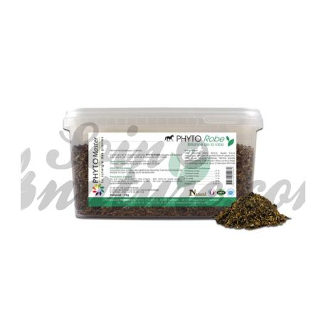 Phyto-robe Cheval Phytomaster mélange de plantes 1kg