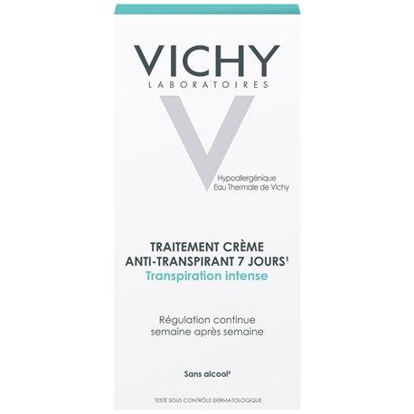Vichy Anti transpirant crème 7 jours 30ml