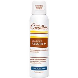 Déo ABSORB+ Spray Efficacité 48h Rogé Cavaillès 150ml