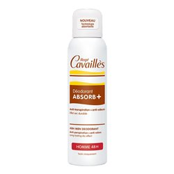 Rogé Cavaillès Déo ABSORB+ Spray HOMME 48h 150ml