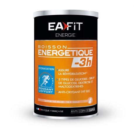 EAFIT能源能量饮料的捕鱼-3小时
