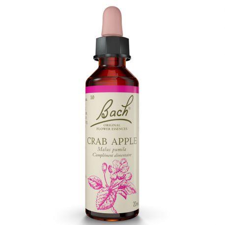 Fleurs de Bach Original CRAB APPLE Pomme Sauvage 20ml