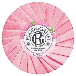 Roger & Gallet Rose Savon Doux Boîte Cristal 100g