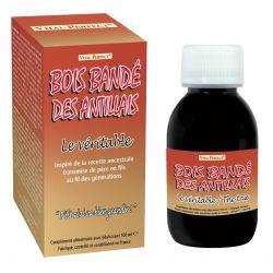 Bois Bandé des Antillais 100 ml