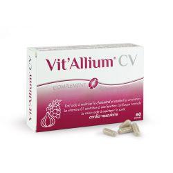 VIT'ALLIUM CV Yalacta 60 gélules