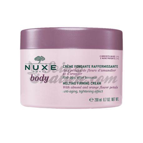 Body Firming Cream Nuxe smelten