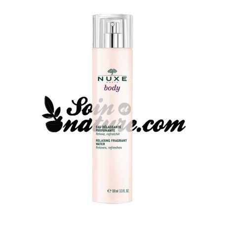 Nuxe Körper 100ml Eau entspannenden Parfümierte Körper