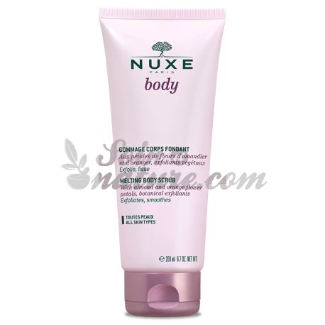 NUXE BODY Gel gommage corps fondant