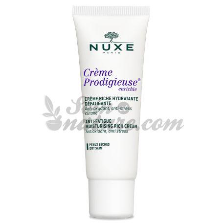 Nuxe Prodigious Enriched Feuchtigkeitscreme 40ml erfrischt