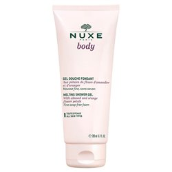 gel douche fondant nuxe body
