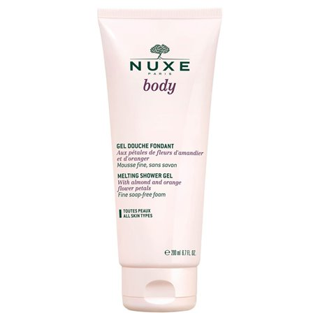 Nuxe Body Shower Gel Fondant