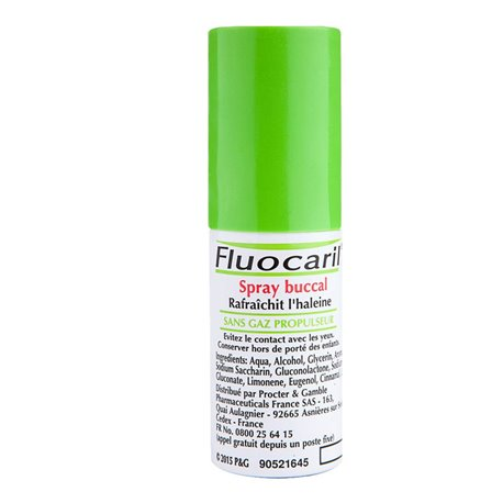 FLUOCARIL Spray buccal Haleine fraîche 15ML