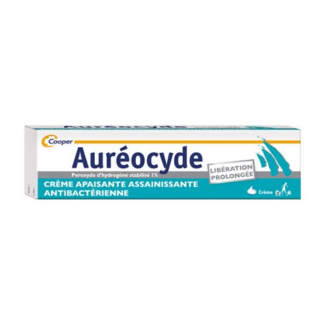 Auréocyde Peroxyde d'Hydrogène Stabilisé 1%