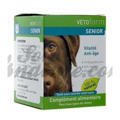 VETOFORM Senior Spécial Chien 100G