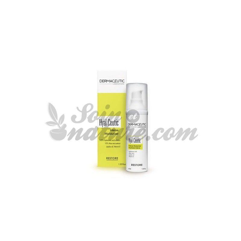 Achetez Dermaceutic Hyal Ceutic Crème hydratante Intense