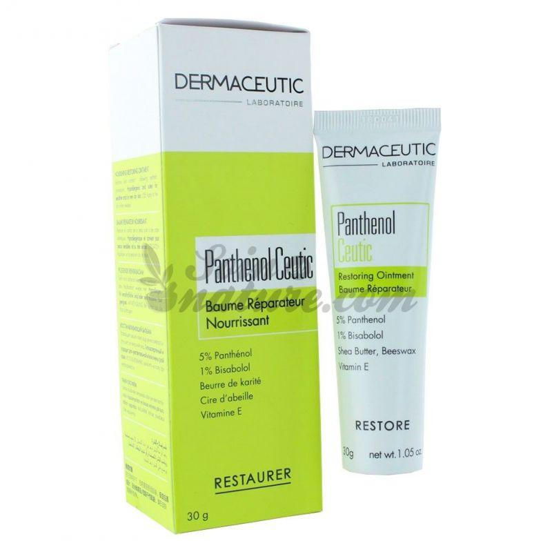 Achetez Dermaceutic Panthenol Ceutic Baume Réparateur