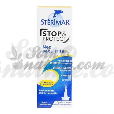 Sterimar STOP en neus SEC IRRITEREND PROTECT 20ML
