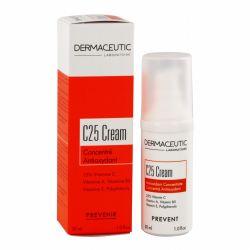 DERMACEUTIC C25 Cream Concentré d'Anti-Oxydant 30ml