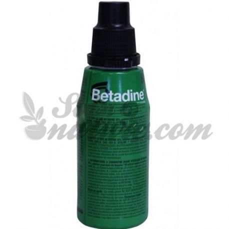 Betadine 10 PERCENT SOLUTION FOR GREEN BATH MOUTH
