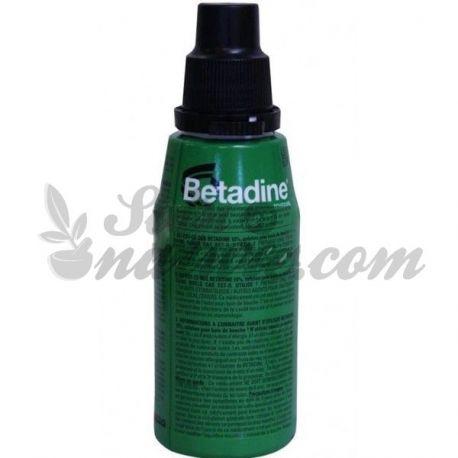 Betadine 10-Prozent-Lösung für grüne BAD MOUTH