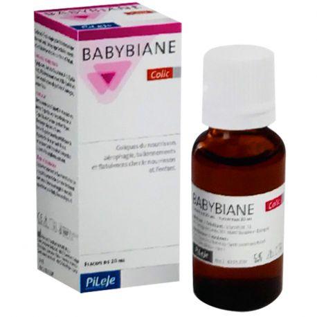 Pileje BABYBIANE coliche dei neonati probiotico 20ML coliche