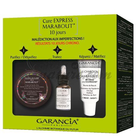 GARANCIA Cure Express Marabout coffret 10jours