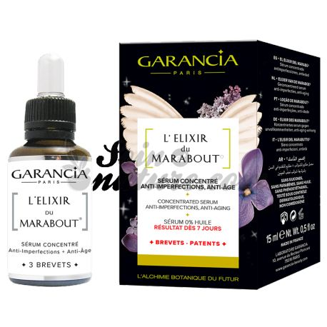 GARANCIA élixir du Marabout sérum 15ml