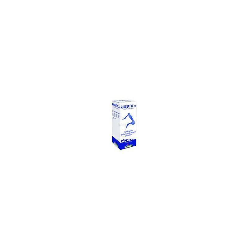 RHUMATYL PVB RHUMATISMES BOIRON GA Cheval Vache cochon 125ML