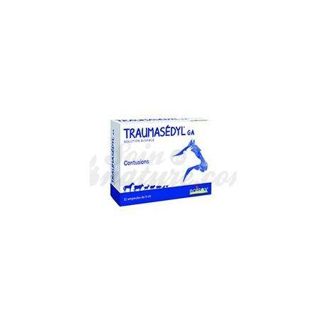 TRAUMASEDYL BOIRON 12 AMPOULES 5ML