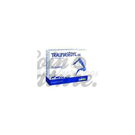 TRAUMASEDYL VETERINARY HOMEOPATHIE Boiron 12 LAMPEN 5ML