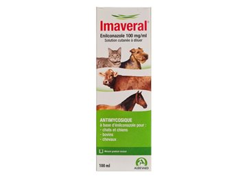 Imaveral Antimycotic Skin Solution For Cats Dogs In Bio Pharmacy
