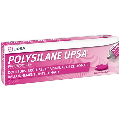 Polysilanverbindung UPSA ORAL GEL TUBE 1