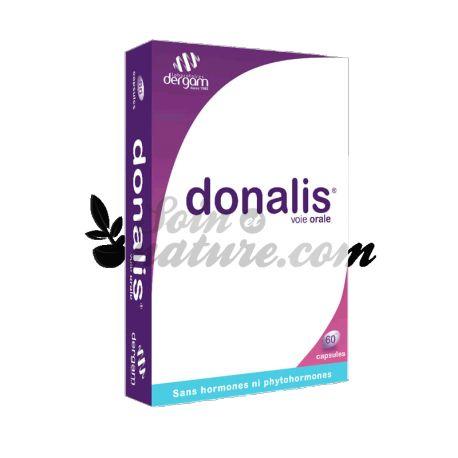DONALIS Anti-dessèchement muqueuses capsules Dergam
