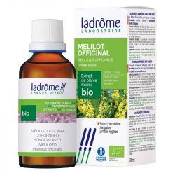 LaDrôme Mélilot officinal BIO AB Extrait de plantes fraîches 50ml