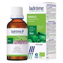 LaDrôme Basilic BIO AB Extrait de plantes fraîches 50ml