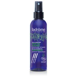 LADROME Floral Water Organic Peppermint Spray 200ml