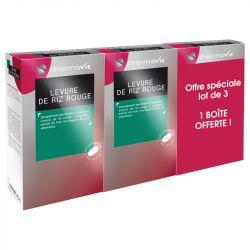 Pharmavie Levure riz rouge 3x60 comprimés