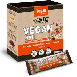 STC Nutrition Vegan barres craquantes 5x35G