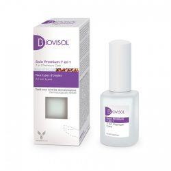 BIOVISOL ONGLES Vernis à ongle soin premium 7 en 1 10ml