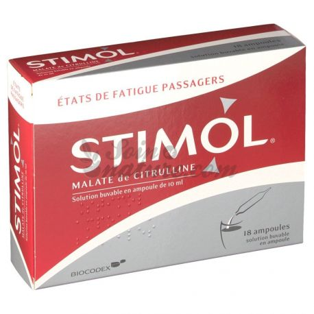 Buy Stimol 18 Ampoules Drinkable 10ml In Pharmacy